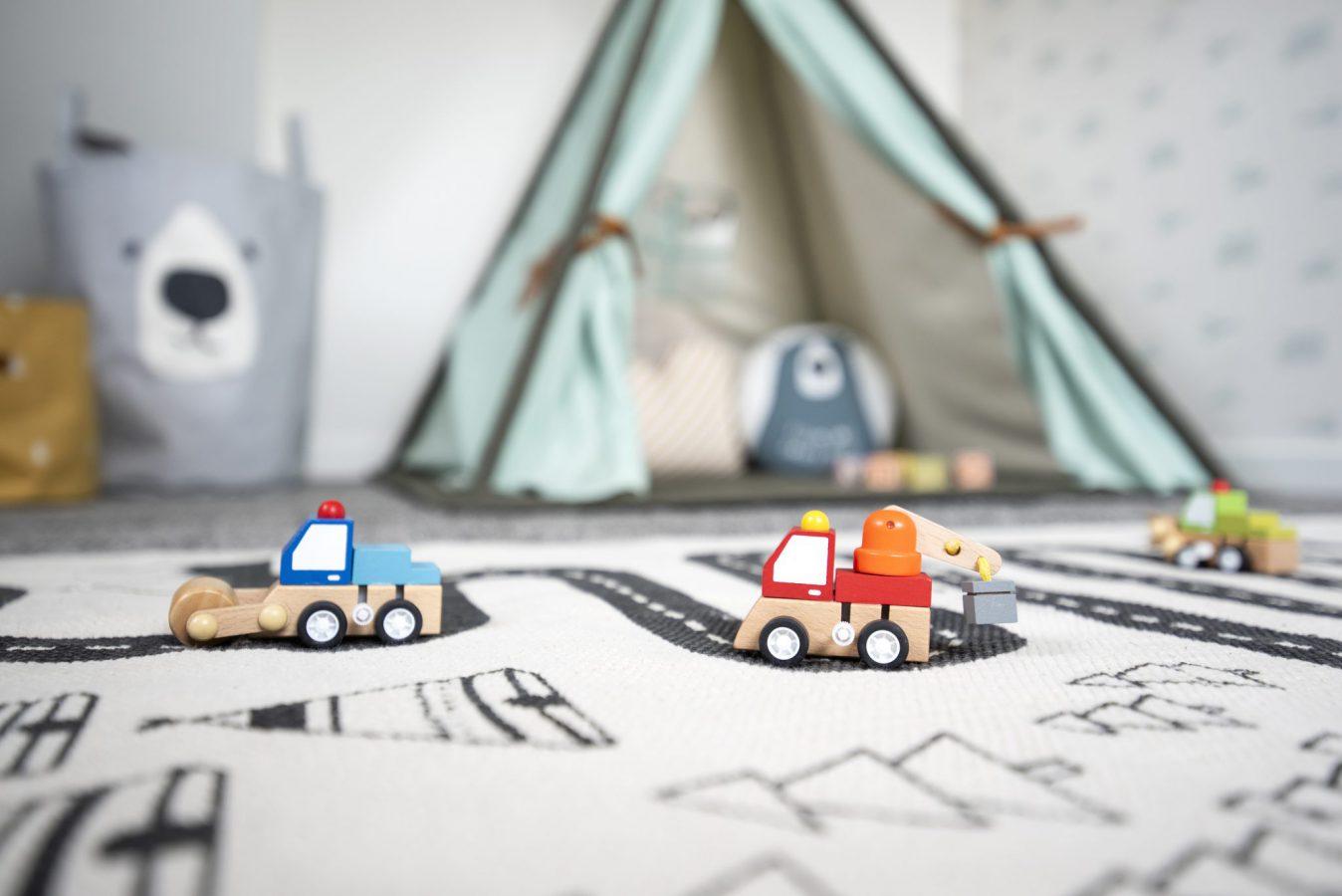 Kinderkamer jongenskamer interieuradvies styling interieurontwerp Hedel Den Bosch
