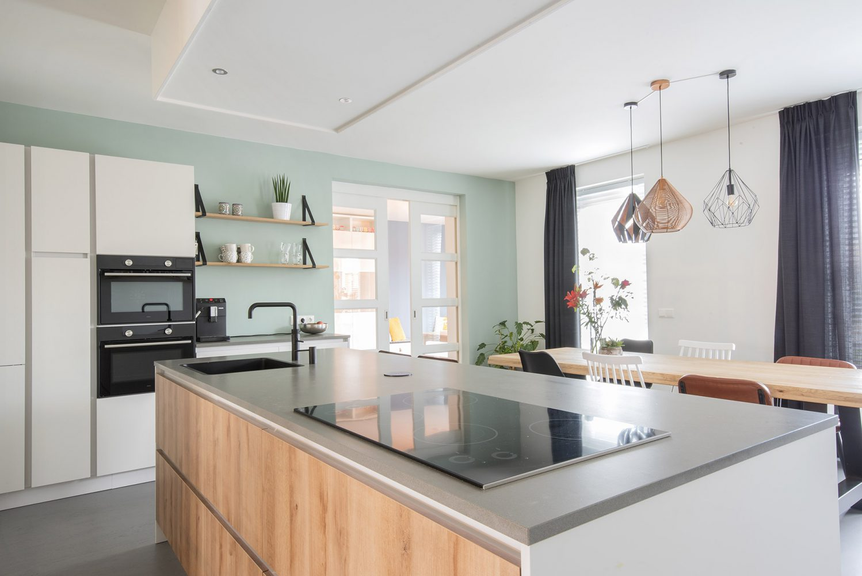 Keuken interieuradvies interieurontwerp Mierlo nieuwbouw 2