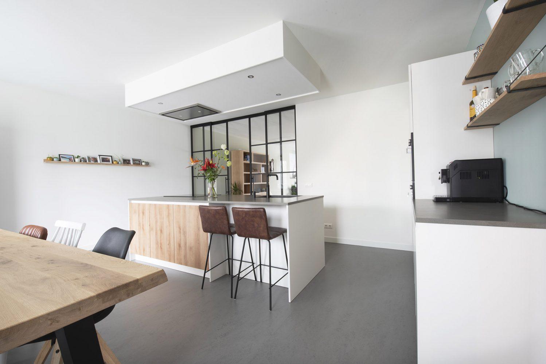 Keuken interieuradvies interieurontwerp Mierlo nieuwbouw