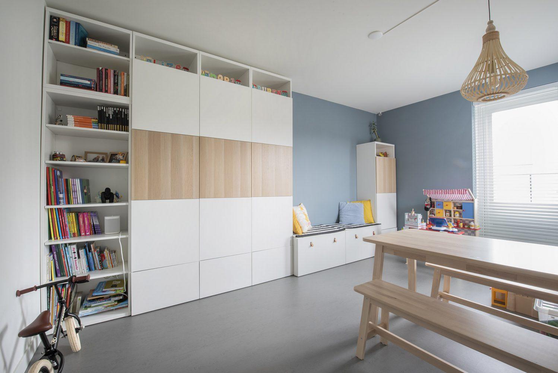Speelkamer interieuradvies interieurontwerp Mierlo nieuwbouw