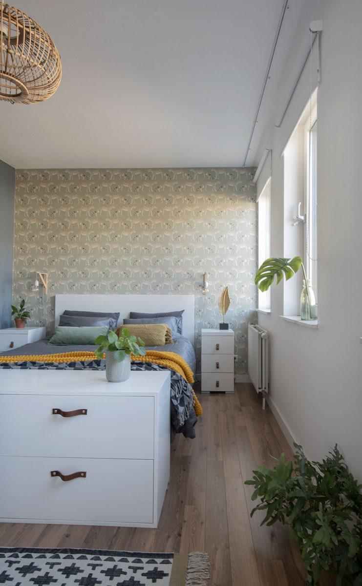 Slaapkamer-interieurontwerp-blauw-Drunen-styling-groen-5