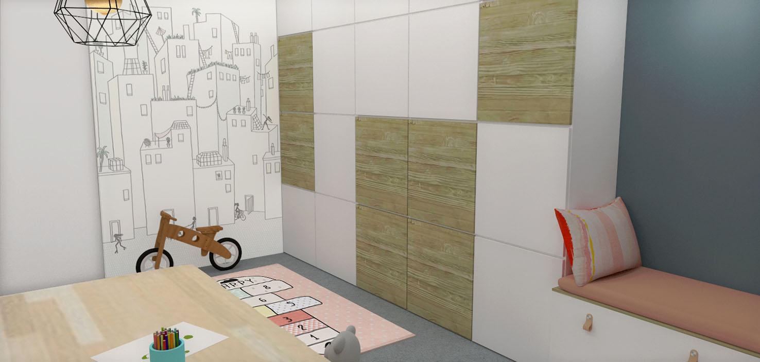 Speelkamer interieurontwerp nieuwbouwhuis interieuradvies mierlo eindhoven styling