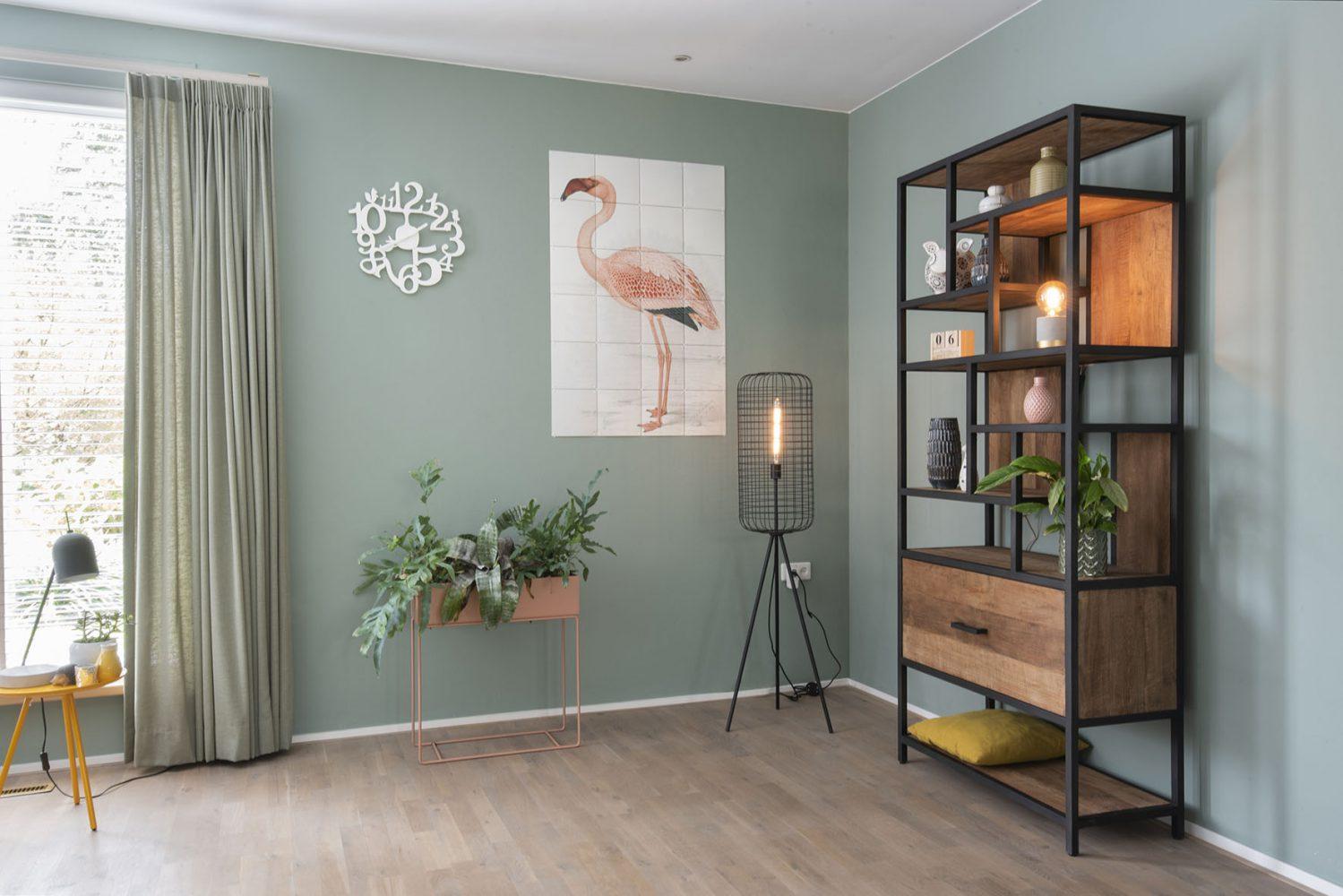 Huiskamer interieuradvies Drunen styling binnenhuisarchitect