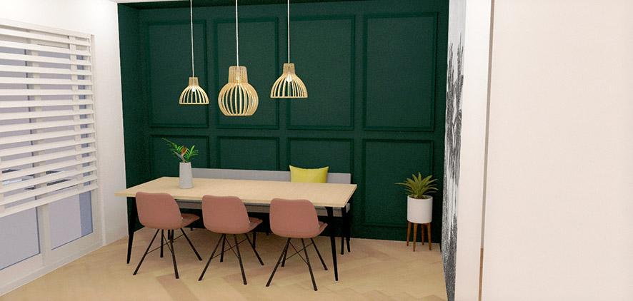 Keuken 2 interieuradvies interieurontwerp Breda stylingadvies Teteringen 1