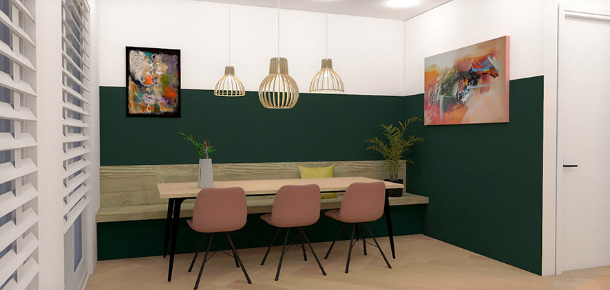 Keuken interieuradvies interieurontwerp Breda stylingadvies Teteringen