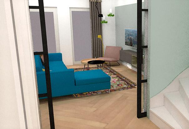 Woonkamer interieuradvies interieurontwerp Breda stylingadvies Teteringen 3