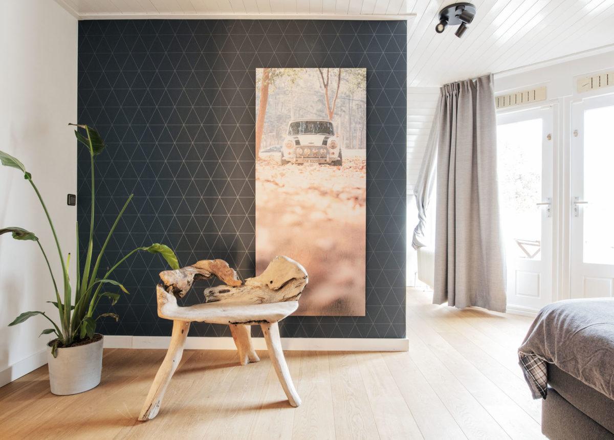 Slaapkamer interieuradvies interieurontwerp Heeswijk Dinther styling Vlijmen kleuradvies 2