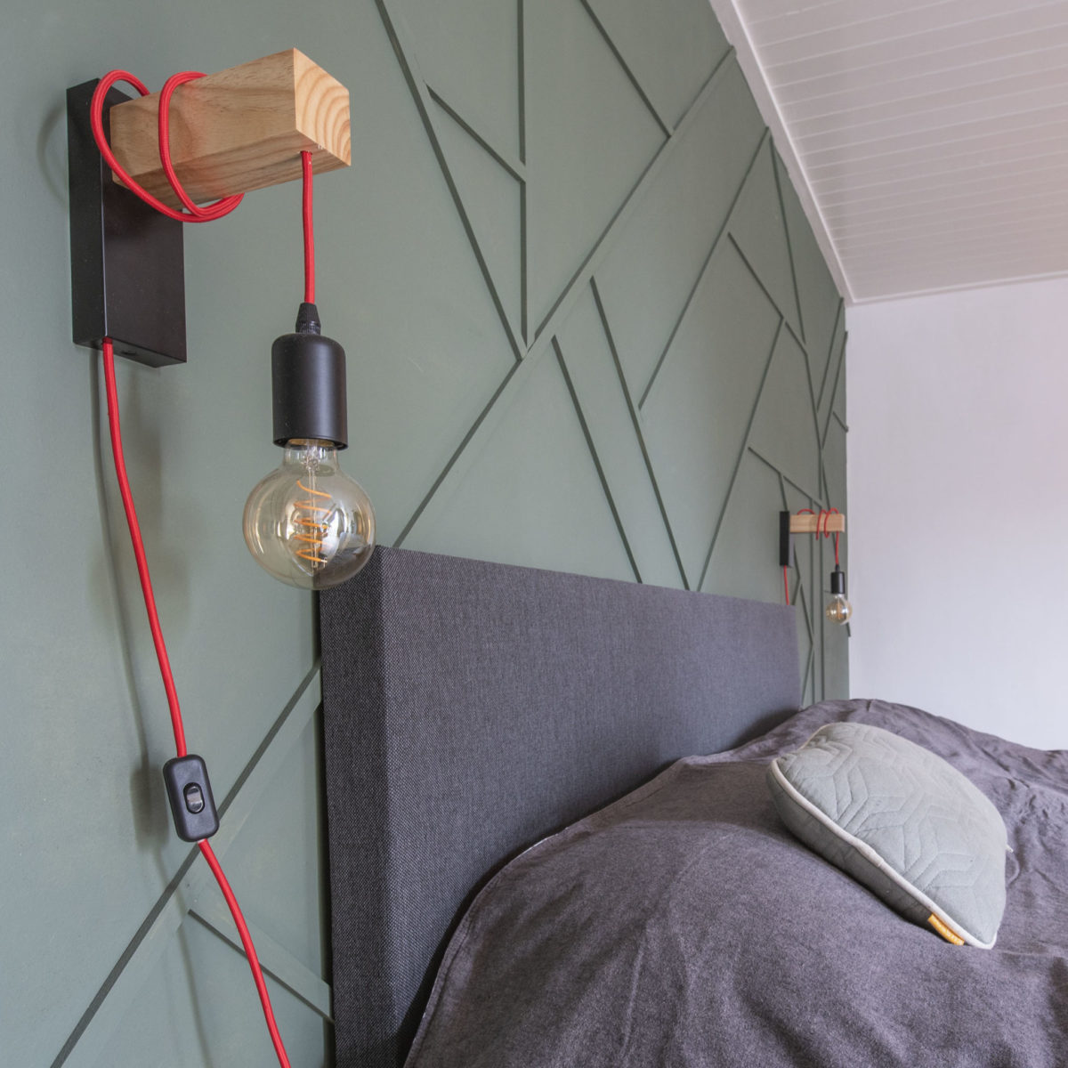Slaapkamer interieuradvies interieurontwerp Heeswijk Dinther styling Vlijmen kleuradvies