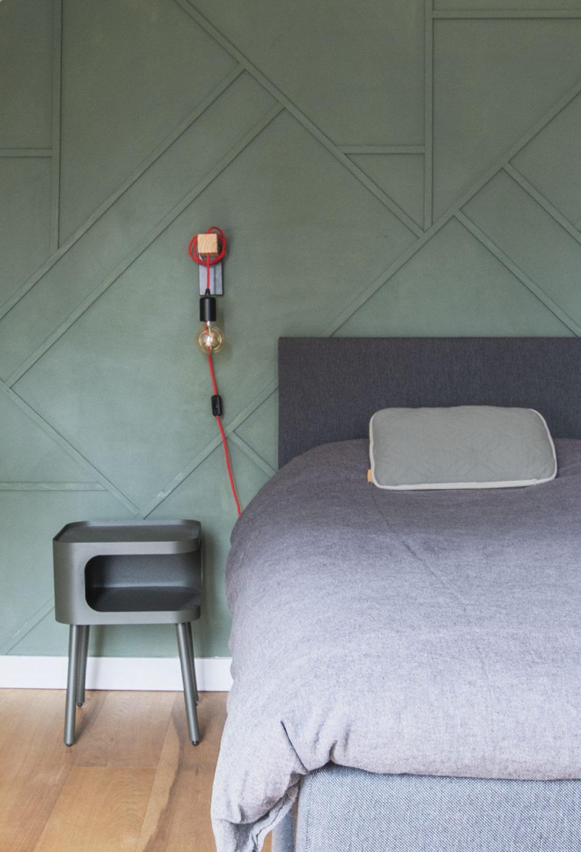 Slapkamer interieuradvies interieurontwerp Heeswijk Dinther styling kleuradvies 2