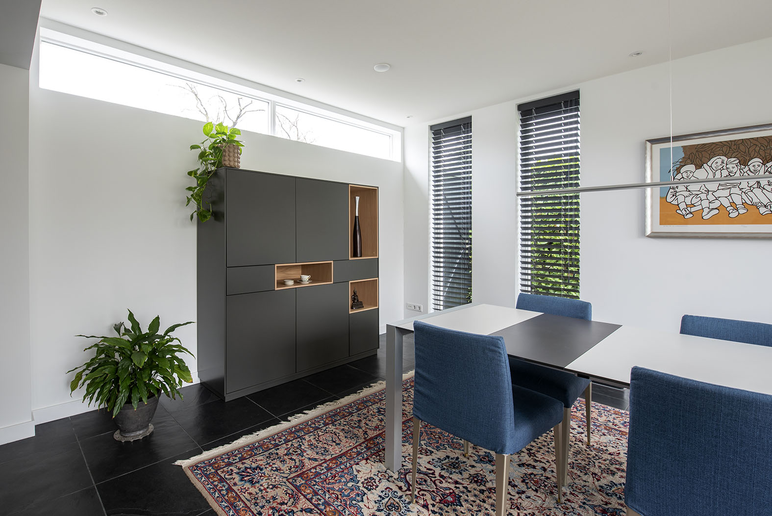interieuradvies Den Bosch engelen eetkamer huiskamer stylen kast op maat maatwerk design meubels styling interieurontwerp