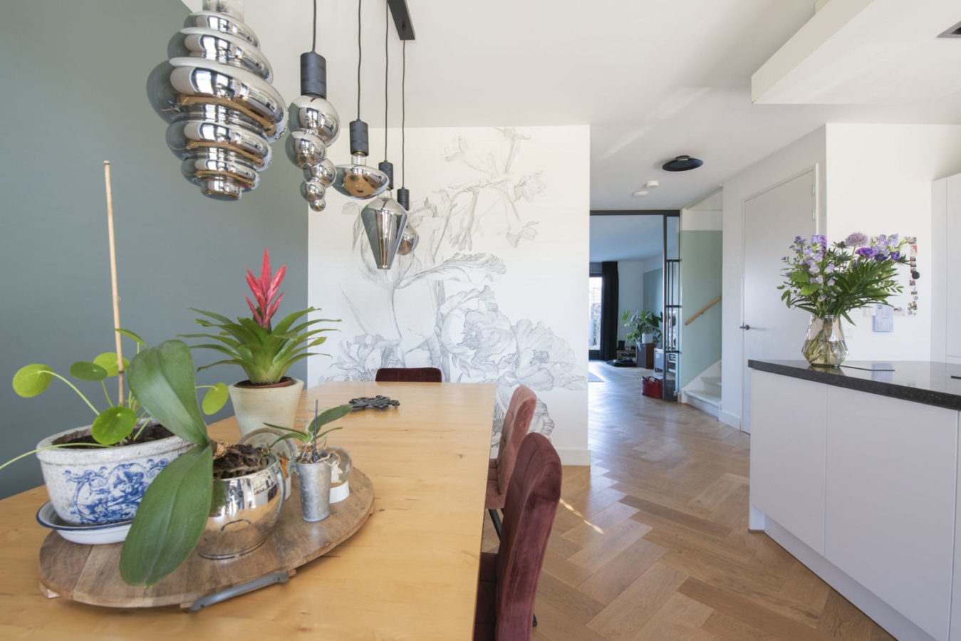 Keuken Teteringen interieurontwerp interieuradvies breda styling binnenhuisarchitect
