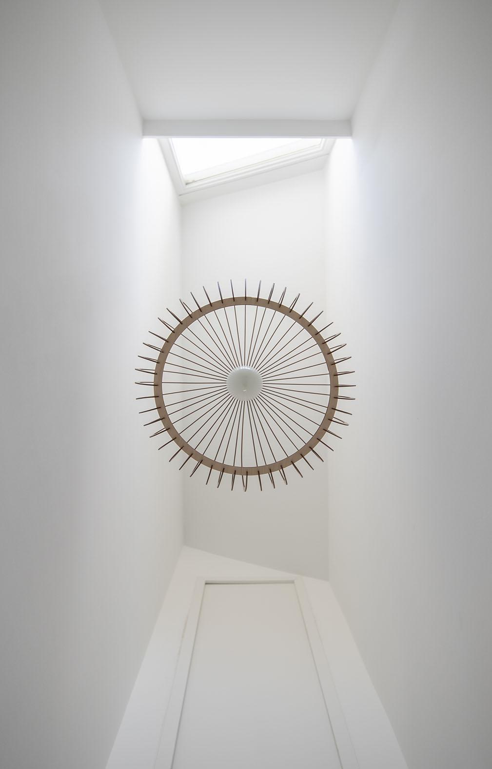 interieuradvies Den Bosch houten lamp design lamp