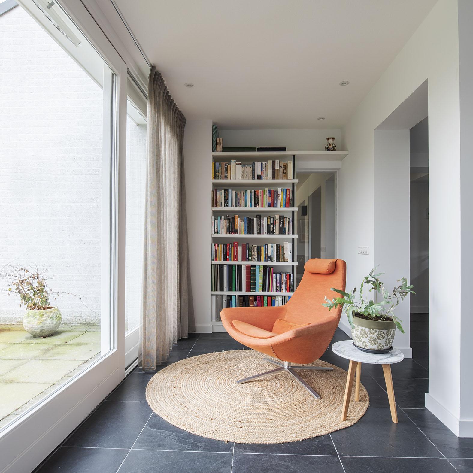 interieuradvies Den Bosch engelen eetkamer huiskamer stylen leeshoek design meubels styling interieurontwerp