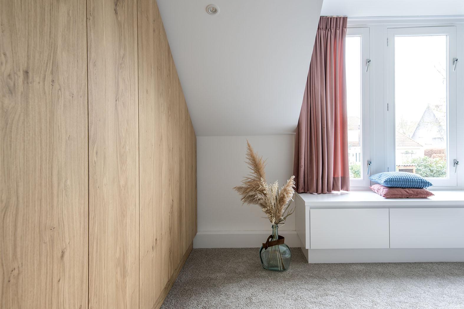 slaapkamer maatkasten laten maken interieuradvies Den Bosch stijlen