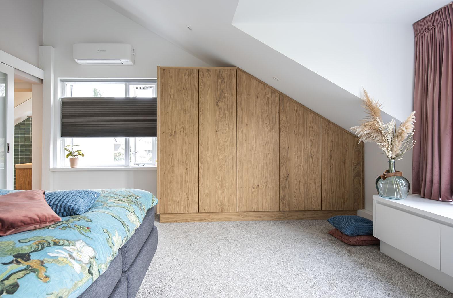 slaapkamer maatkasten laten maken interieuradvies Den Bosch styling