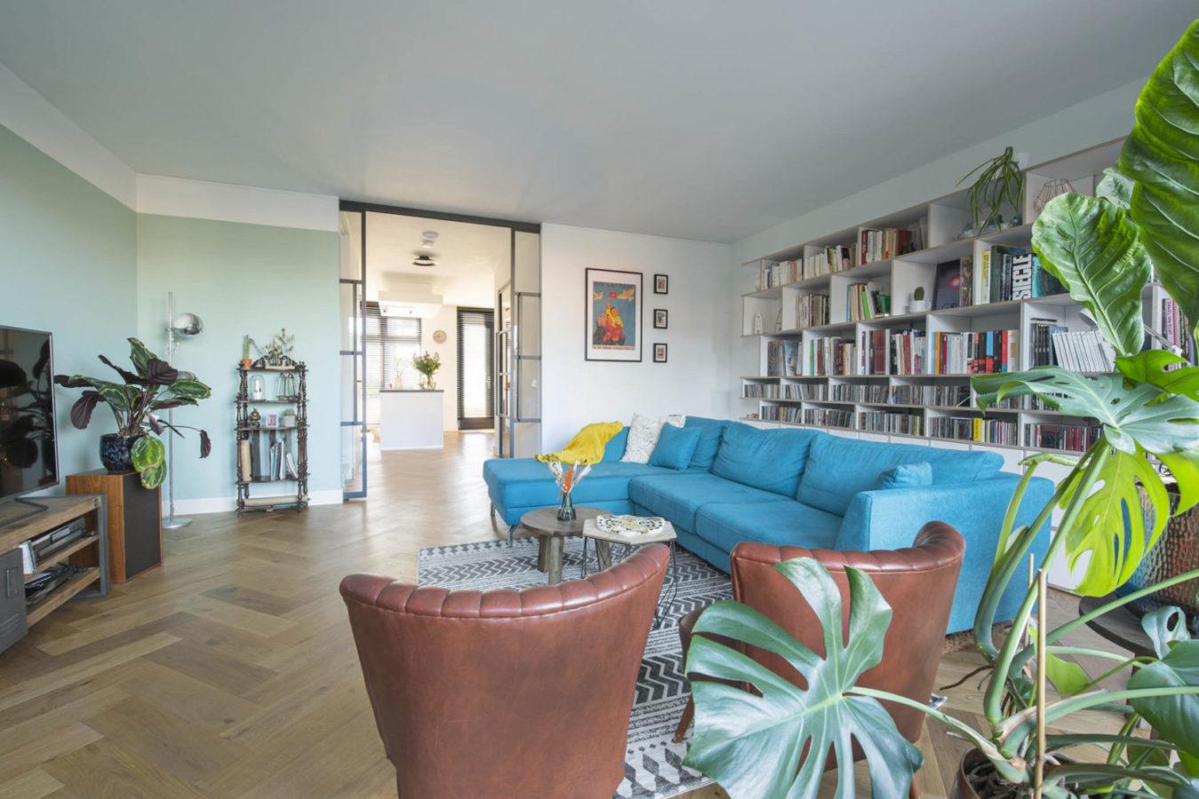 Woonkamer Teteringen interieurontwerp interieuradvies breda styling binnenhuisarchitect
