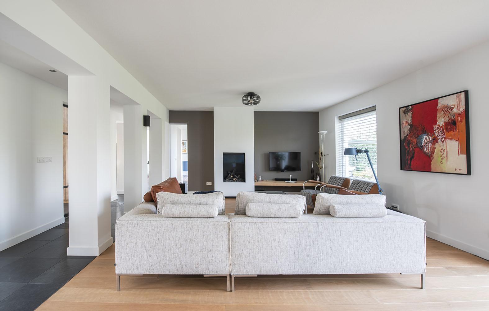 Woonkamer interieuradvies Den Bosch engelen huiskamer stylen design on stock villa vrijstaande woning stylen